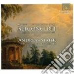 Sei concerti per il cembaloconcertato wq cd musicale di Bach carl philip ema