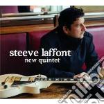 Laffont Steeve - New Quintet cd musicale di Steeve Laffont