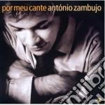 Por meu cante cd musicale di Antonio Zambujo