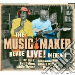 Live! in europe cd musicale di The music maker revu