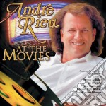 Rieu Andre - At The Movies cd musicale di Andre Rieu