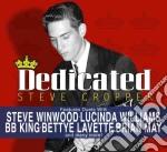 Dedicated cd musicale di Steve Cropper