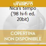 Nica's tempo ('98 hi-fi ed. 20bit) cd musicale di Gigi Gryce
