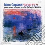 Softly cd musicale di Marc Copland