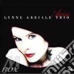 Lynne Arriale - Arise cd musicale di LYNE ARRIALE TRIO