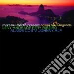 Bossa nova legends cd musicale di L.andrade/p.ribeiro/