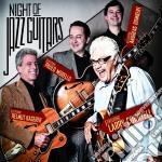 Night of jazz guitars cd musicale di Coryell morello ka