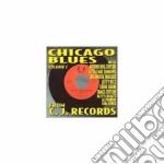 Chicago blues c.j.records - cd musicale di H.d.taylor/james cotton & o.