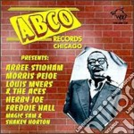 ABCO Chicago Blues Recordings cd musicale di A.stidham/l.myers & o.