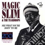 Magic Slim & The Teardrops - The Zoo Bar Coll.vol.2 cd musicale di Magic slim & the tea