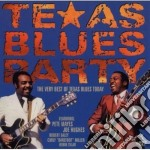Best of texas blues today - cd musicale di Texas blues party