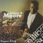 Johnny B. Moore - Bornin Clardsdale Missis. cd musicale di Johnny b. moore