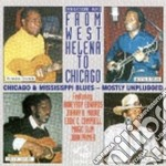 From west...chic.b.s.v.8 - edwards honeyboy campbell eddie c. slim magic cd musicale di H.edwards/j.b.moore & magic sl