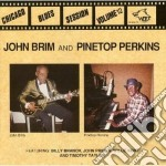 Chicago blues sess.vol.12 - brim john perkins pinetop cd musicale di John brim & pinetop perkins