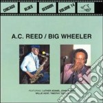 Chicago blues sess.vol.14 - reed a.c. cd musicale di A.c.reed & golden big wheeler