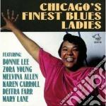 Finest blues c.b.s.vol.28 - cd musicale di Zora young & bonnie lee