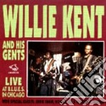Live in chic.c.b.s.vol.30 - kent willie cd musicale di Willie kent & his giants