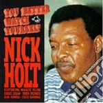 You better watch yourself - cd musicale di Holt Nick