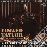 Lookin'for trouble - cd musicale di Taylor Edward