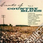 Vol.3 - cd musicale di The giants of country blues