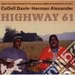Highway 61 cd musicale di Davis/herman Cedell