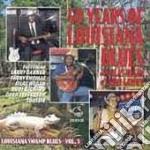 Louisiana swamp blues v.5 - cd musicale di Tabby thomas & silas nogan