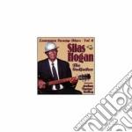 Silas Hogan - The Godfather cd musicale di Hogan Silas