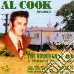 Birmingham jam radioshow cd musicale di Cook Al