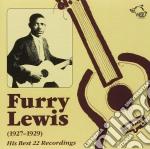 1927-1929 - lewis furry cd musicale di Furry Lewis