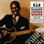 Joshua White - 1933-1941 cd musicale di Joshua White