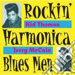 Rockin'harmonica blues... - cd musicale di Kid thomas & jerry mccain
