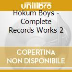 Famous hokum boys 2 cd musicale