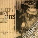Brownsville blues - estes sleepy john cd musicale di Sleepy john estes