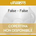 FALSE                                     cd musicale di FALSE