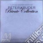 Peter kruder private collection 09 cd musicale di ARTISTI VARI