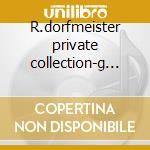 R.dorfmeister private collection-g stone series no.2 cd musicale di Artisti Vari