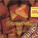 Live 1978 cd musicale di Crawler