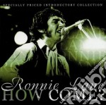 How come? cd musicale di Ronnie Lane