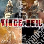 One night only-live- cd musicale di Neil Vince