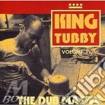 The dub masters vol. 1 cd musicale di Tubby King