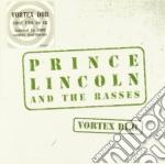 Vortex dub cd musicale di Prince Lincoln