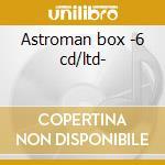 Astroman box -6 cd/ltd- cd musicale di Jimi Hendrix