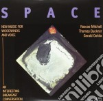 Roscoe Mitchell Trio - Space Mus.Woodwind Voices cd musicale di Roscoe mitchell trio