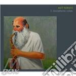 5 saxophone solos cd musicale di Howard Earl