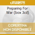 PREPARING FOR WAR (BOX 3CD) cd musicale di DARKTHRONE