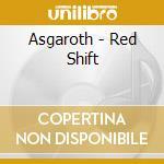 Red shift cd musicale di Asgaroth