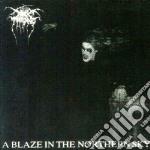 Darkthrone - Blaze In The Northern Sky cd musicale di DARKTRONE