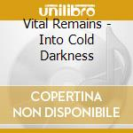 INTO COLD DARKNESS cd musicale di Remains Vital