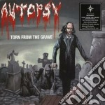 Torn from the grave# cd musicale di Autopsy
