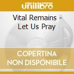 LET US PLAY cd musicale di Remains Vital
